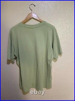 Nirvana Incesticide Vintage T-shirt 90's (1994) Size XL 100% Authentic ANVIL Tee