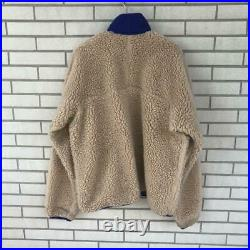 Patagonia Vintage Retro X Made in USA Fleece Jacket Size L