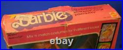 Rare 1977 FASHION PHOTO Superstar BARBIE MIB Missing Camera Vintage GORGEOUS