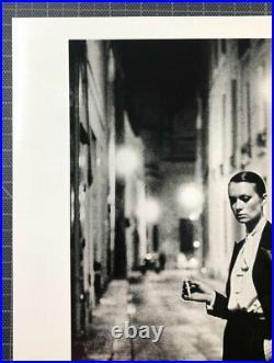 Rue Aubriot, Paris 1975 16x20 Vintage Silver Gelatin by Helmut Newton