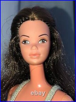 Vintage 1977 Fashion Photo Pj Doll Vhtf Rare Brunette Barbie